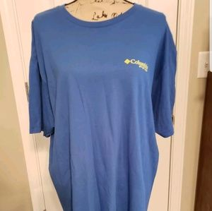 Men's Columbia PFG t-shirt XL New without tags